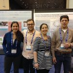 Maya, Collin, Colleen & Eric Schott at the Ocean Sciences Meeting in New Orleans