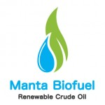 manta biofuel renewable crude oil logo